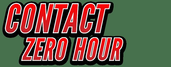 contact Zero Hour parts