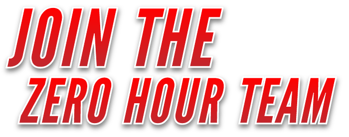 join the zero hour team